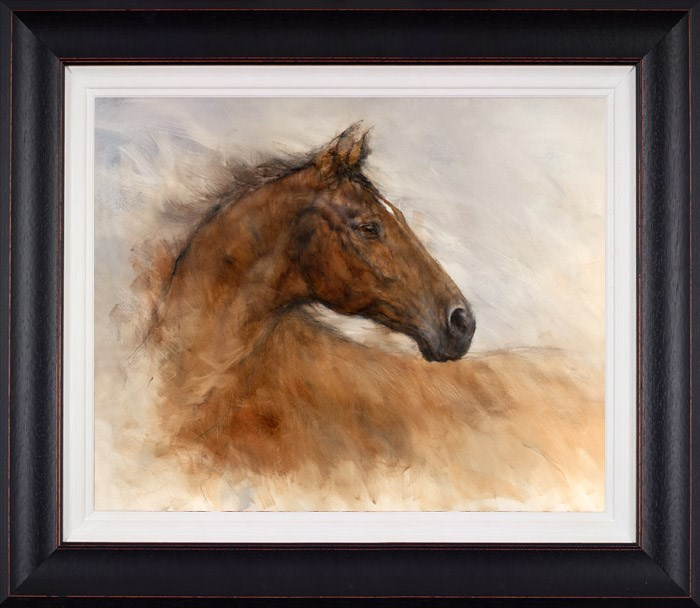 Evening Star by Gary Benfield - Hand Finished Limited Edition on Canvas sized 28x22 inches. Available from Whitewall Galleries